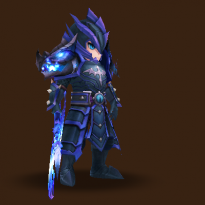 Water Dragon Knight (Chow)