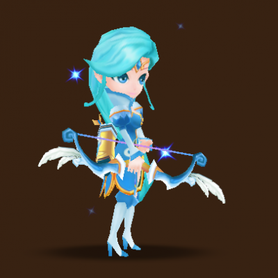 Water Magical Archer (Sharron)