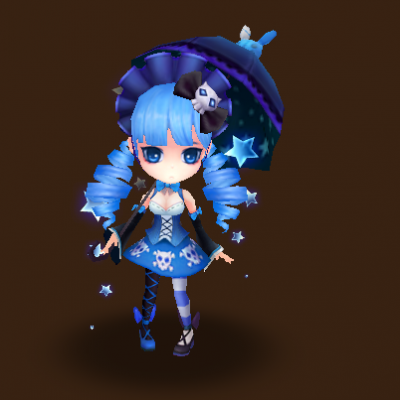 Water Occult Girl (Anavel)