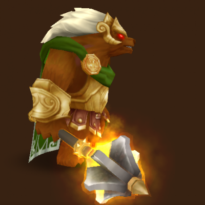 Wind Bearman (Dagorr)