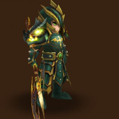 Wind Dragon Knight (Leo)