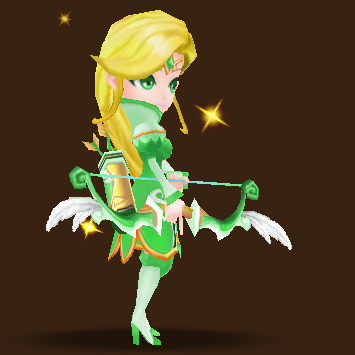 Wind Magical Archer (Ardella)