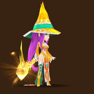 Wind Mystic Witch (Silia)
