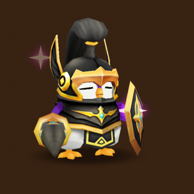 Dark Penguin Knight (Kuna)