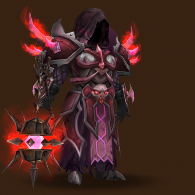 Fire Death Knight (Arnold)