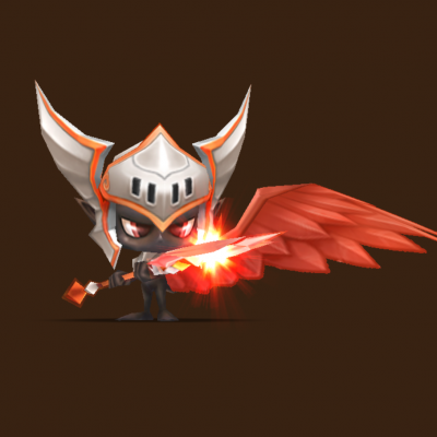 Fire Imp Champion (Fairo)