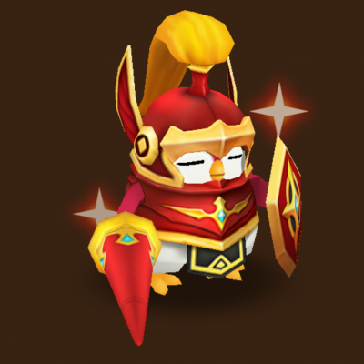 Fire Penguin Knight (Naki)