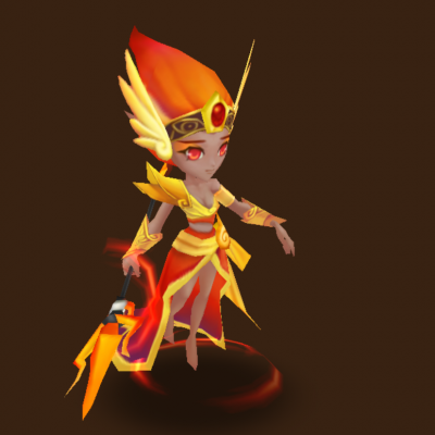 Fire Sylphid (Fria)