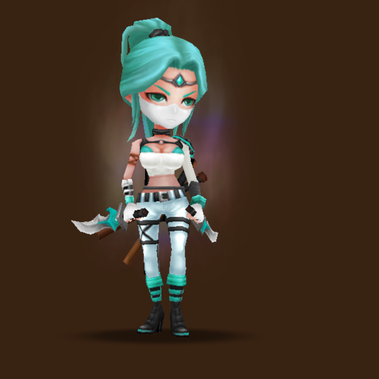 Light Assassin (Natalie)