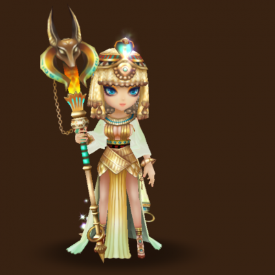 Light Desert Queen (Isis)