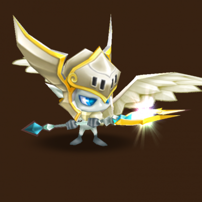 Light Imp Champion (Shaffron)