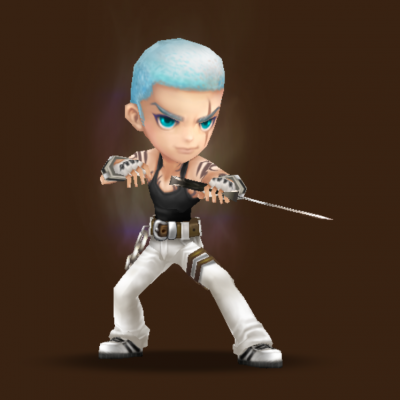 Light Neostone Fighter (Lucas)